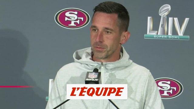 Shanahan «Le Super Bowl a toujours été mon moment préféré de l'année» - Foot US - Super Bowl - 49ers