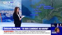 "Edouard Philippe: ""Je suis candidat au Havre"" (6) - 31/01"
