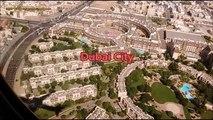 Amazing Flight landings  -Flight  Landing At Dubai Airport Emirates  EK222 Dallas To Dubai