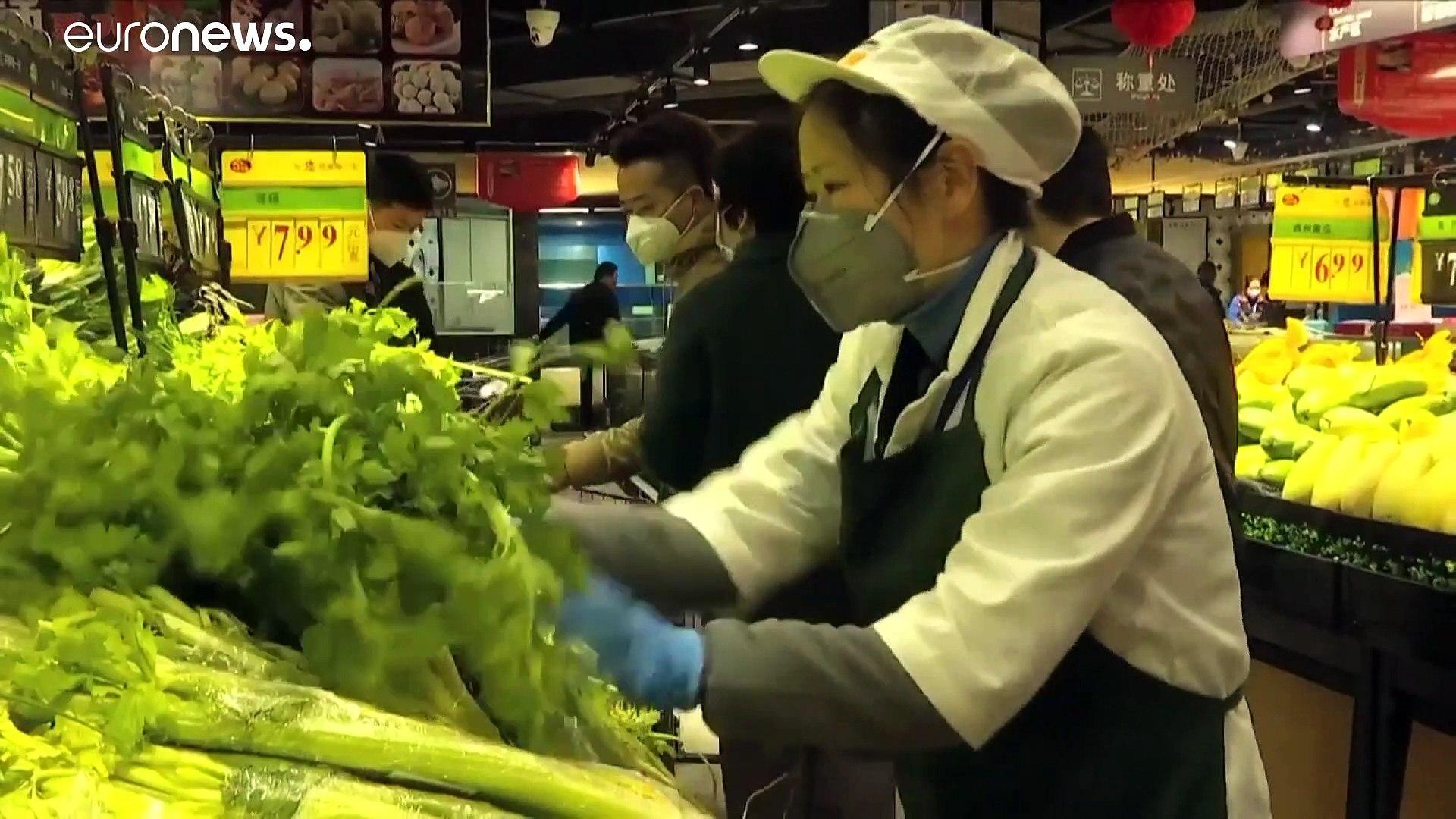 Coronavirus : Wuhan, ville fantôme