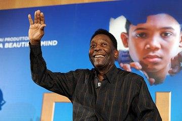 5 curiosidades del gigante Pelé