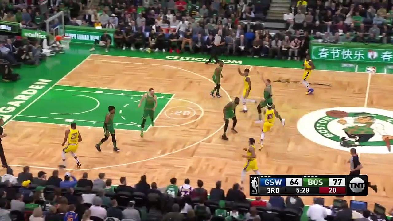 NBA'de Gecenin En Güzel 5 Oyunu | 30.01.2020