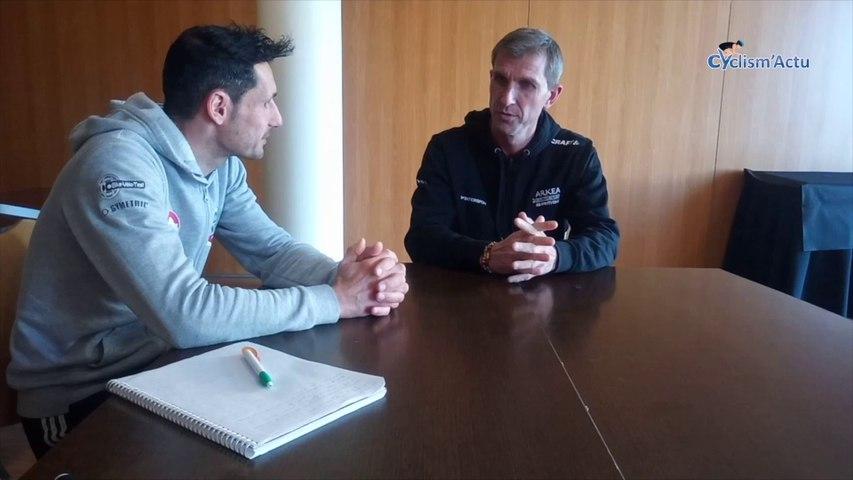 "Cyclism'Actu On Board 2020 - Avec ""La patte Yvon Ledanois"" d'Arkéa-Samsic"
