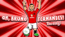LOLs | Bruno Fernandes: Man Utd's 'official' unveiling song