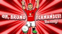LOLs   Bruno Fernandes: Man Utd's 'official' unveiling song