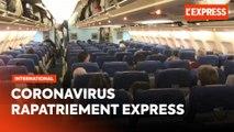 Coronavirus : rapatriement des Français de Wuhan sous tension