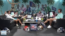 Rob Gronkowski On How He Got Into Barstool, Brady Being A Free Agent And More on Barstool Radio