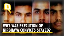Delhi Court Stays Execution of Nirbhaya Convicts
