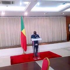 Visite du président Patrice Talon aux États-Unis : Le point du ministre des affaires étrangères Aurelien Agbénonci