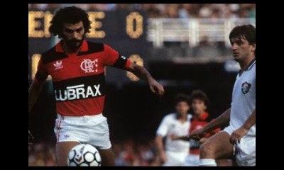 Sócrates no Flamengo
