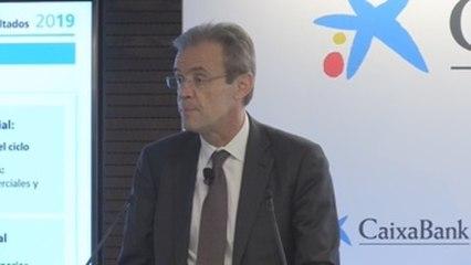 CaixaBank gana 1.705 millones, un 14 % menos por el ERE