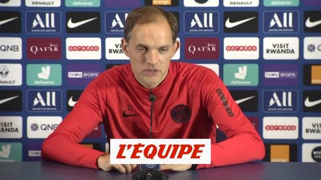 Tuchel veut donner « une réponse sportive » à Andy Delort - Foot - L1 - PSG