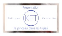 DNA - « Ket, le pinceau dans les tripes » (présentation de Philippe Ketterlin, peintre organique).