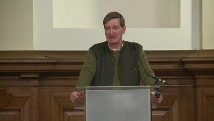 Dominic Grieve addresses the Grassroots for Europe event