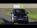 Essai BMW i3 120 Ah Loft 2020
