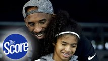 On Losing Kobe Bryant The Dad | The Score