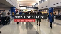 What Will Brexit Mean For Travellers