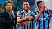 Veja os jogadores que Renato Gaúcho recuperou no Grêmio