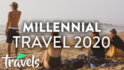 Most Popular Millennial Destinations for 2020 | MojoTravels