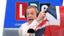 Nigel Farage's final words on Brexit