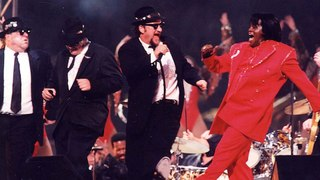 The Wildest Super Bowl Halftime Performances