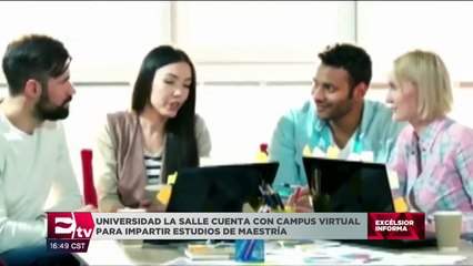Universidad La Salle pone en marcha su campus virtual 1