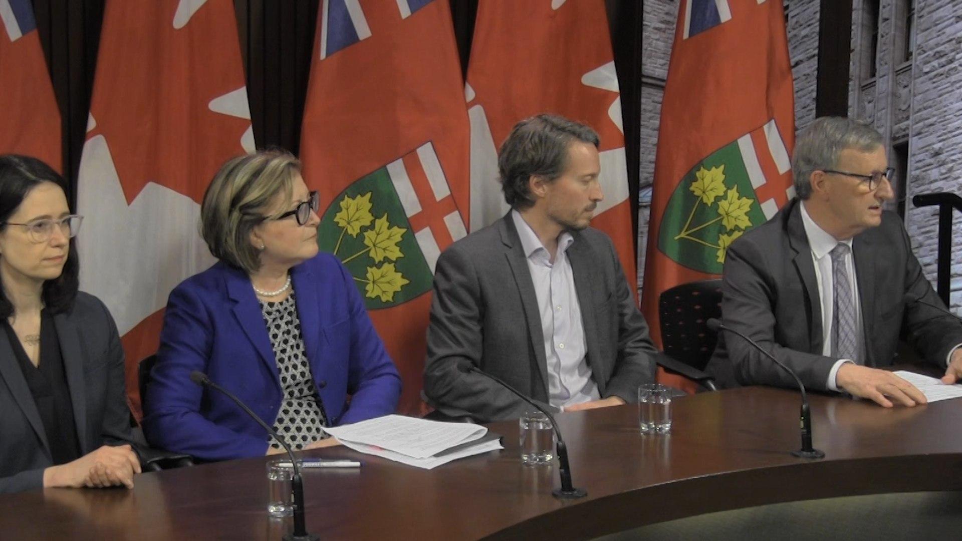 Ontario announces new coronavirus case