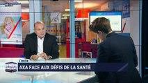 Jacques de Peretti (Axa): Axa face aux défis de la santé - 01/02