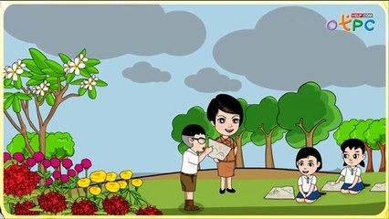 สื่อการเรียนการสอน อากาศในรอบวัน ป.1 สังคมศึกษา