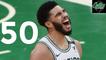 Celtics Wizards Recap: Tatum 50 points Lead Boston vs Washington