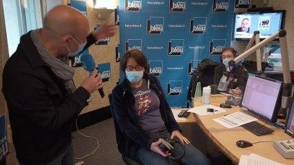 Fête de la Radio - France Bleu Sud Lorraine : Le studio de Diffusion