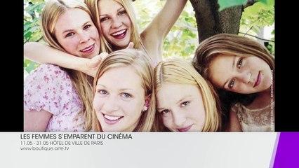 """Exposition """"Les femmes s'emparent du cinéma"""""""