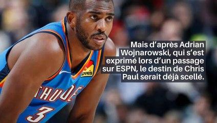 NBA – L'avenir de Chris Paul déjà quasi-scellé !