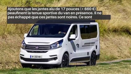 Randger R499: un van à toit levable économique et compact