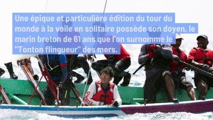 """Retour sur le profil de Jean Le Cam, le """"Tonton flingueur"""" des mers"""