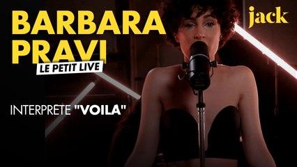Le Petit Live de Barbara Pravi