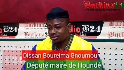 """Boureima Gnoumou : """"Ces décisions ont un impact négatif sur la vie des populations"""""""