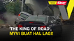 'The King of Road', Myvi buat hal lagi!