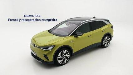 Nuevo Volkswagen ID.4 Frenos y recuperación energética
