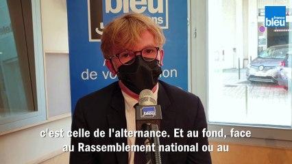 Régionales 2021 : Marc Fesneau, tête de liste LREM et Modem en Centre-Val de Loire