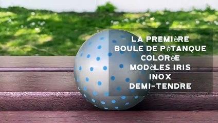 Boules de pétanque #Boulenciel, présentation de la gamme !