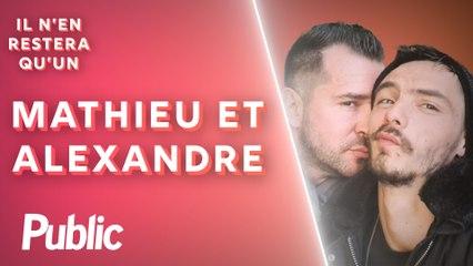 [INRQ] : Gastronomie, musique, amour et Mathieu et Alexandre (L'amour est dans le pré) font leur choix