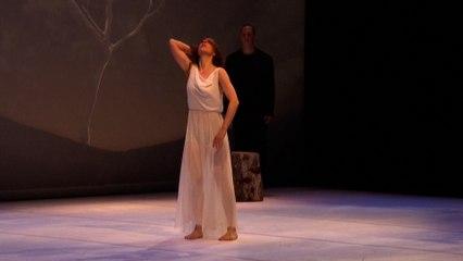 L'émotion des danseurs et spectateurs au théâtre de Chaillot après  6 mois sans spectacle