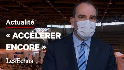La vaccination pour tous est avancée au 31 mai, annonce Jean Castex