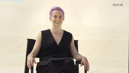Megan Rapinoe Breaks Down World Cup Win, Iconic Power Pose & Best Fashion Moments