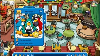 códigos de selo e selo raro de pato de borracha no club penguin brasil