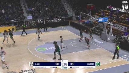 Dijon Highlights vs. Limoges