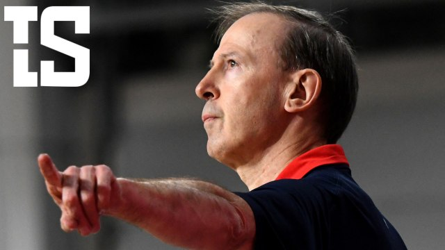 Invité du jour : Vincent Collet, sélectionneur de l'équipe de France de Basket