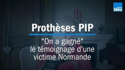 Prothèses PIP : une Normande témoigne