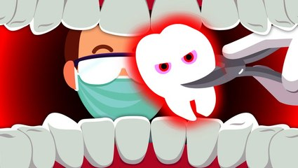 Why do wisdom teeth suck?